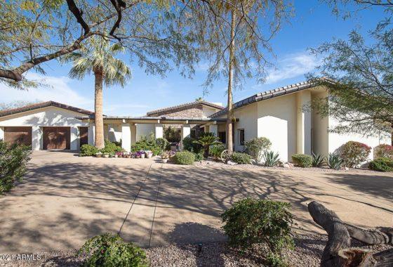 6105 N PALO CRISTI RD, Paradise Valley, AZ 85253